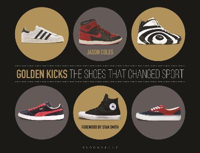 Golden Kicks book
