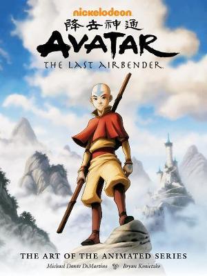 Avatar: the Last Airbender by Bryan Konietzko