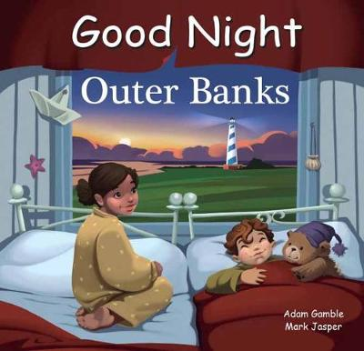 Good Night Outer Banks by Adam Gamble