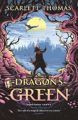 Worldquake: Dragon's Green by Scarlett Thomas