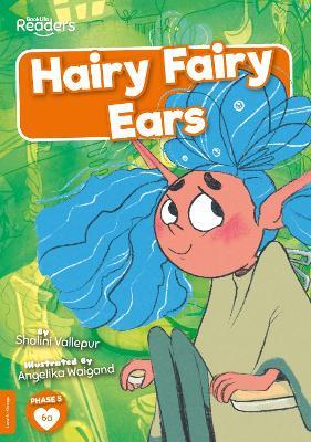Hairy Fairy Ears book