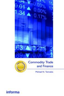 Commodity Trade and Finance book
