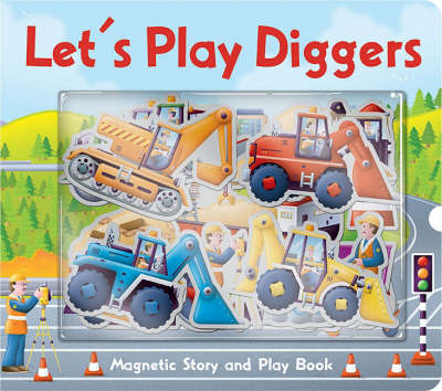Diggers by Alfie Clover