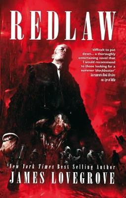 Redlaw by James Lovegrove