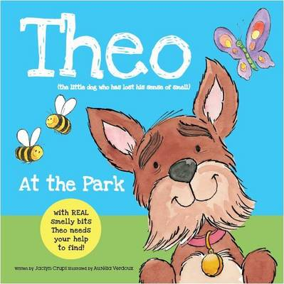 Theo at the Park by Jaclyn Crupi