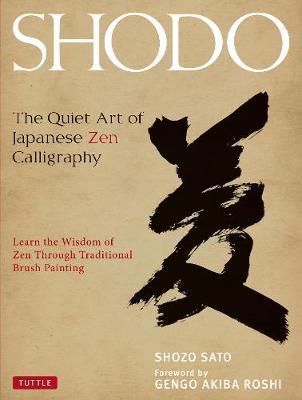 Shodo by Shozo Sato