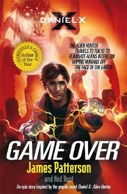 Daniel X: Game Over book