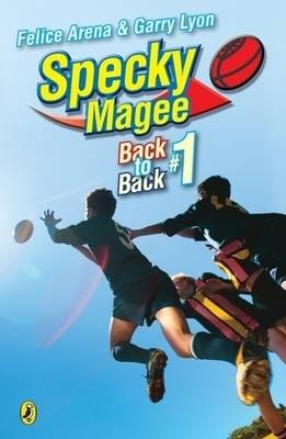 Specky Magee - Back to Back  1 by Felice Arena