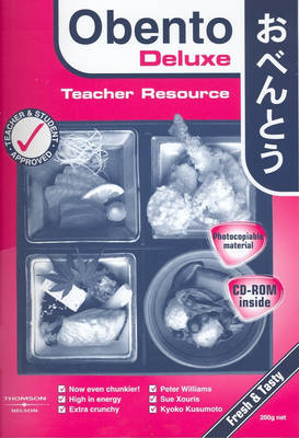 Obento Deluxe Teacher Resource Pack by Peter Williams