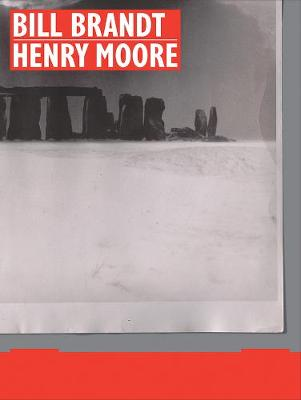 Bill Brandt: Henry Moore| book