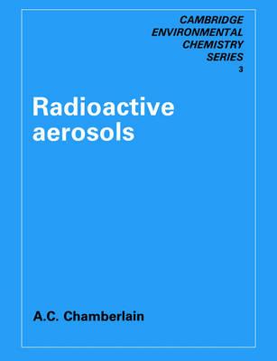 Radioactive Aerosols book