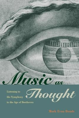 Music as Thought by Mark Evan Bonds