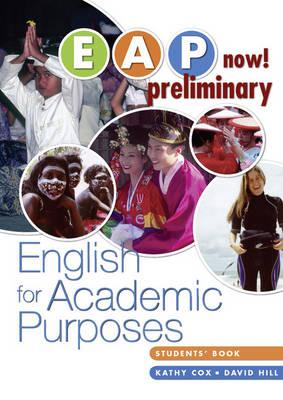 EAP Now! Preliminary Student Book book