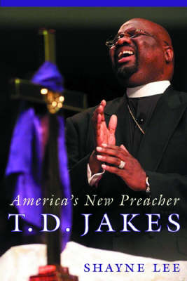T.D. Jakes by Shayne Lee
