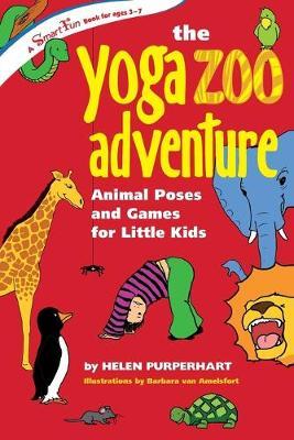 Yoga Zoo Adventures book