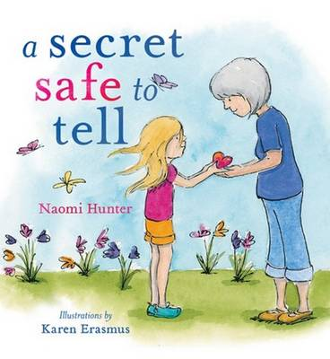 Secret Safe to Tell book