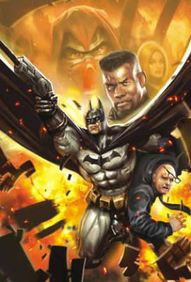 Batman: Arkham Unhinged Volume 3 by Derek Fridolfs