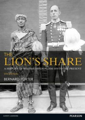 The Lion's Share by Bernard Porter