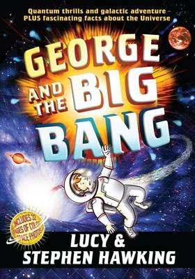 George and the Big Bang by Stephen Hawking
