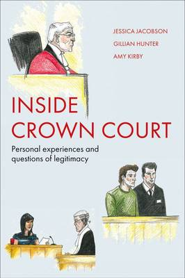 Inside Crown Court by Jessica Jacobson