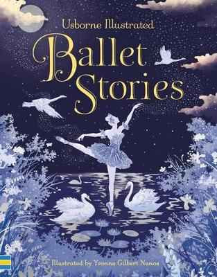 Illustrated Ballet Stories book