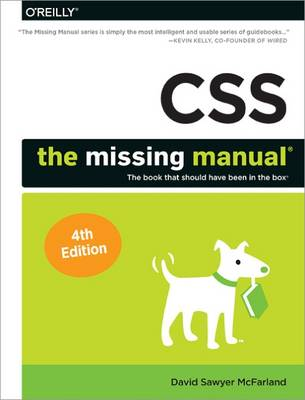 CSS - The Missing Manual, 4e by David Sawyer McFarland