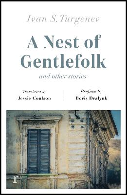 A Nest of Gentlefolk and Other Stories (riverrun editions) by Ivan Turgenev