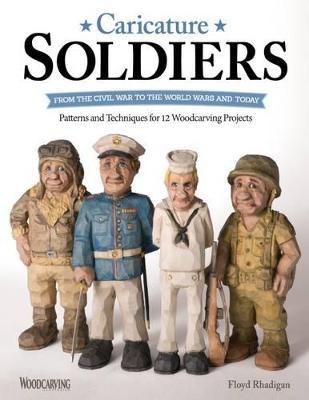 Caricature Soldiers by Floyd Rhadigan