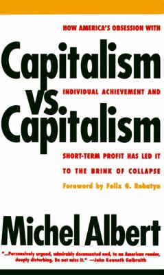 Capitalism vs. Capitalism book