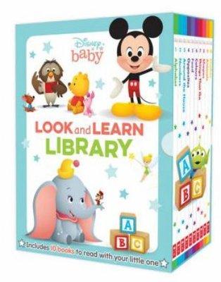DISNEY BABY 10-BOOK BOXED SET book