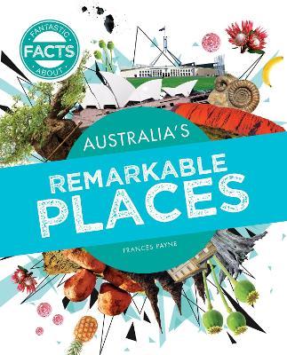 Australia's Remarkable Places book