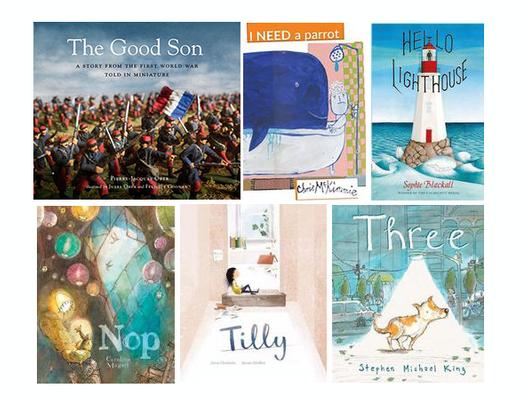 Picture Book of the Year -Set of 6 - CBCA Shortlist 2020 by null