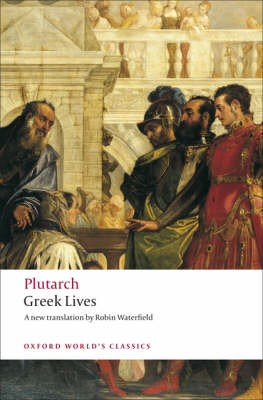 Greek Lives by Plutarch