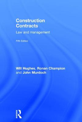 Construction Contracts book