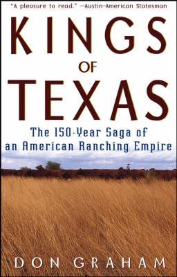 Kings of Texas book