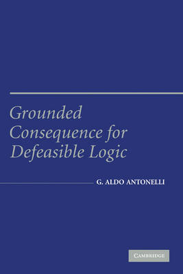 Grounded Consequence for Defeasible Logic book