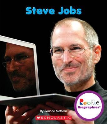 Steve Jobs by Joanne Mattern