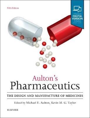 Aulton's Pharmaceutics book