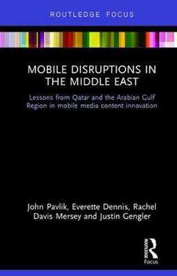Mobile Disruptions in the Middle East book