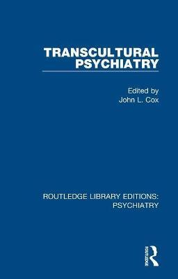 Transcultural Psychiatry book