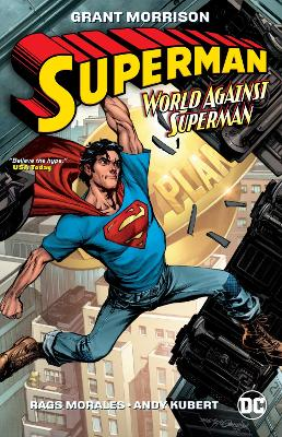 Superman: Action Comics: World Against Superman: DC Essential Edition by Grant Morrison