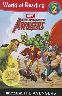 The Mighty Avengers the Story of the Avengers by Mike Norton