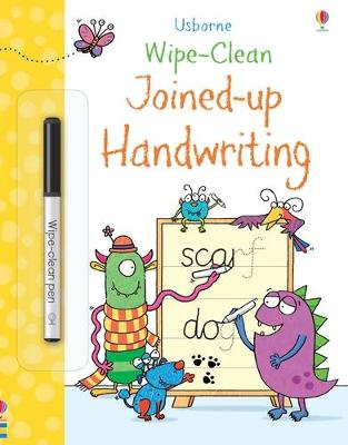 Wipe-Clean Joined-up Handwriting by Caroline Young