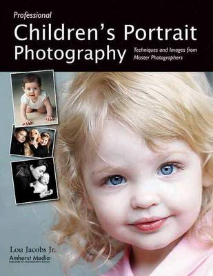 Professional Children's Portrait Photography by Lou Jacobs