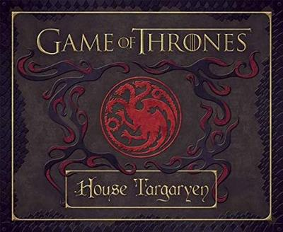 Game of Thrones: House Targaryen Deluxe by Insight Editions