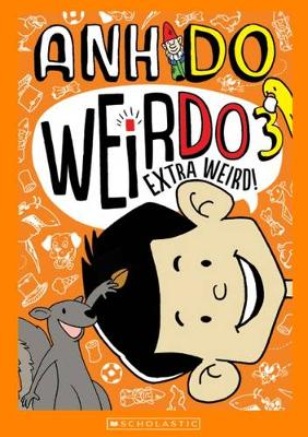 WeirDo #3: Extra Weird! book
