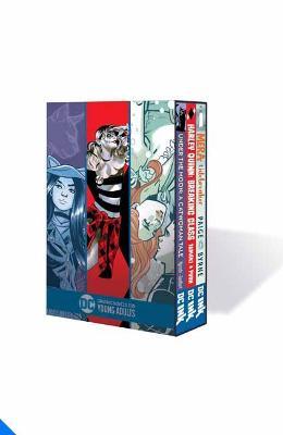 DC Graphic Novels for Young Adults Box Set 1 Resist. Revolt. Rebel book