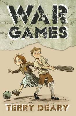 War Games book