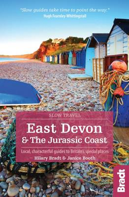 East Devon & the Jurassic Coast by Hilary Bradt