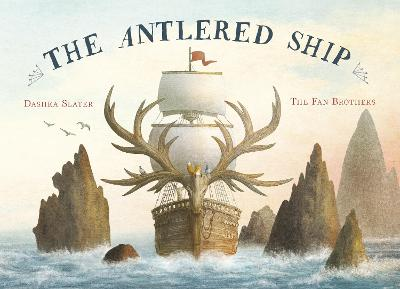 The Antlered Ship by Eric Fan